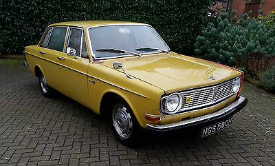 1970 Volvo 144 2.0 Automatic Tax Exempt Classic Car 140 Series B20 Engine