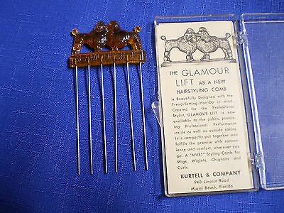 vintage Glamour-lift comb