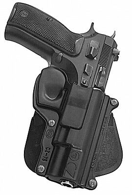 fobus - CZ75 - 75/75B - old version /85,  9mm.PADDLE HOLSTER