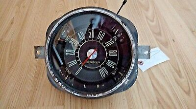 1949-50 Vintage Ford Speedometer Assembly