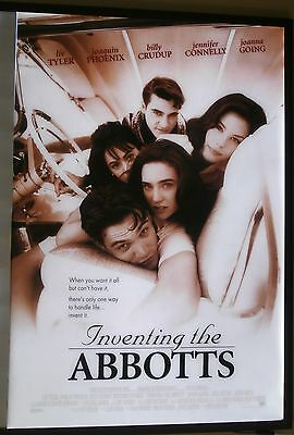 Inventing the Abbotts Movie Poster 1997 USA One Sheet, Original