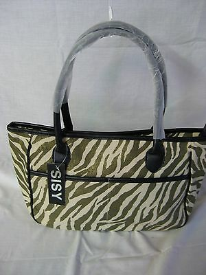 Lot of 5 Designer Animal Print Handbags by Sisy New