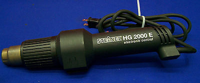Steinel Hg 2000 E Hg2000E Electronic Control Double Insulated Heat Gun Type 3426