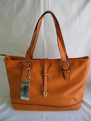 Lot of 4 Designer Handbags by Esbag with Dust Covers New
