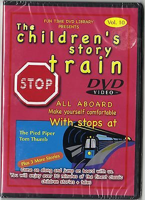 DVD The Children's Story Train.Classic Stories..Vol.10