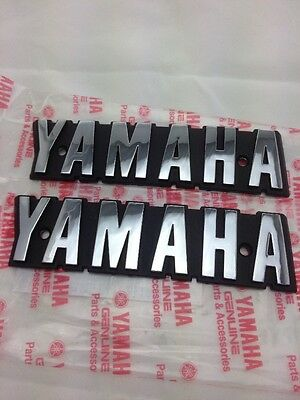 YAMAHA  EMBLEM BADGE,STICKER, May Suit RX125,YB100,RXS100,RS100,# 24161-10