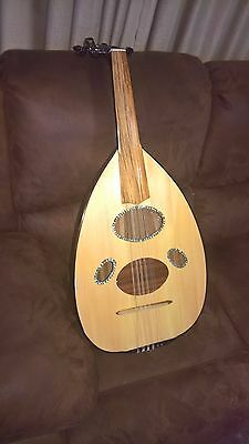 Egyptian Oud handcrafted with soft case