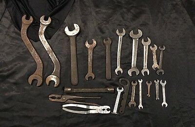 Vintage Wrench / Tool Lot