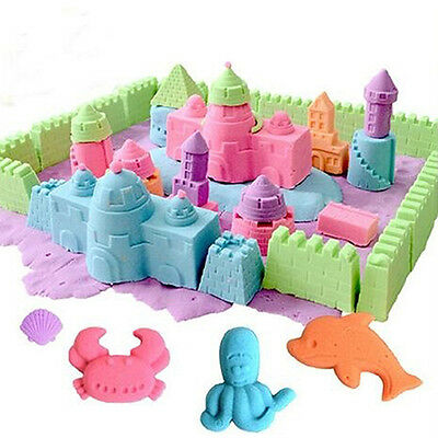 Dynamic Educational Amazing DIY Indoor Magic Play Dough Sand Children Toys Fancy