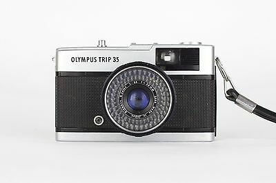 OLYMPUS Trip 35 35mm film camera *EX condition*