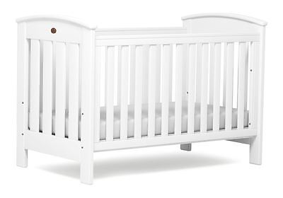BOORI COUNTRY COLLECTION BEDROOM SUITE (3-in-1 COT, MATTRESS AND CHANGE TABLE)