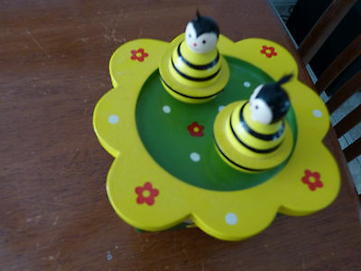 Kids Music box with bees