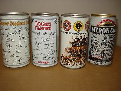 Iron City - Vintage NFL Pittsburgh Steelers - Pittsburgh Brewing