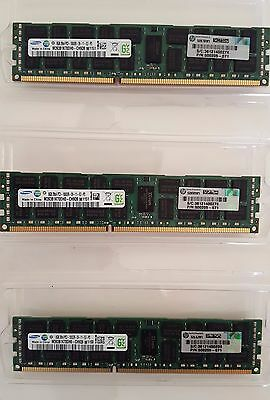 Samsung 8GB ECC DDR3 RAM (3 Sticks)