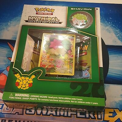 Shaymin Mythical Collection SEALED