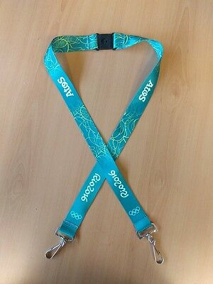 Rio 2016 Official Olympic Lanyard