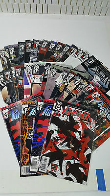 Large Lot of 30+ Marvel Knights The Punisher Comic Books - Great Condition