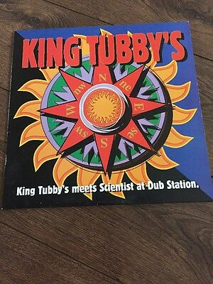 King Tubbys Scientist At Dub Station