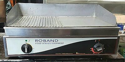 Roband hotplate griddle (HP15 R)