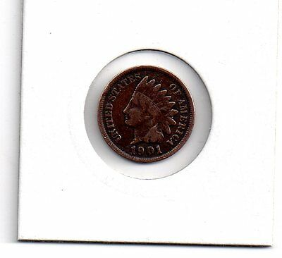 USA indian head cent