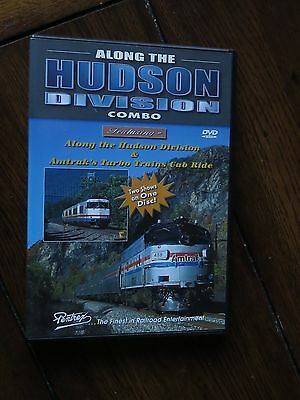 Pentrex US Cab ride - Along the Hudson Turbo Train from New York to Albany DVD