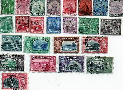 commonwealth stamps, trinidad and tobago