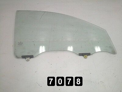 2007 Mitsubishi L200 Door Window Glass Front Right Side 43R-002086