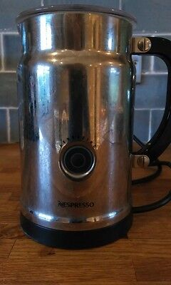 Nespresso Milk Frother In Superb Condition With 2 Milk Frother Tools
