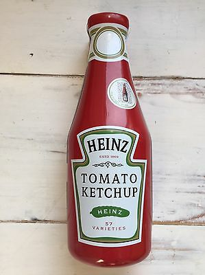Heinz Tomato Ketchup Lovers Collectors Tin Valentines Gift
