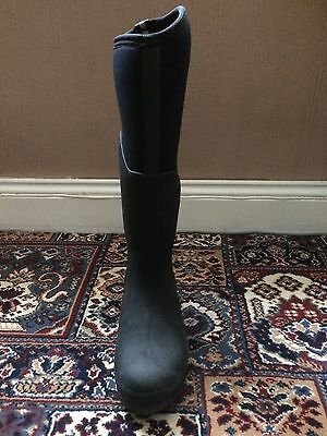 Muck Boots Co Tyne Wellingtons Size 7/41