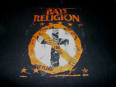 Bad Religion Tour Shirt ( Used Size M ) Good Condition!!!
