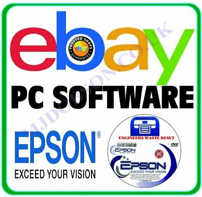 Epson Printer Reset ✅✅Waste Ink Pads ✅✅Service Error Fault Key Download✅