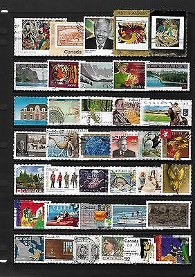 CANADA stamp selection.(ref.3)