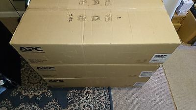 Brand New Boxed 120V APC Smart UPS 3000 VA Rack/Tower SUM3000RMXL2U with AP9631