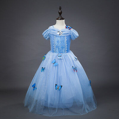 Cenerentola - Vestito Carnevale Dress up Princess Cinderella Costume 567006B -2