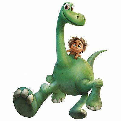 """RoomMates RMK3120GM Arlo The Good Dinosaur Peel And Stick Giant Wall Decals, 27"""""""