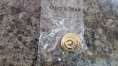 Princess Cruise Line Captain's Circle Pin In Wrapper