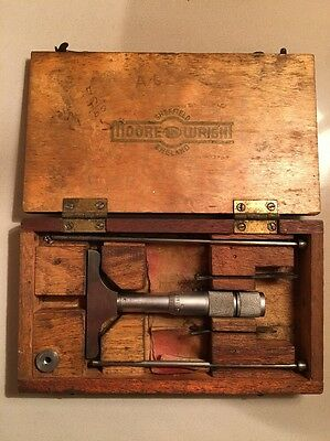 Moore And Wright Depth Gauge