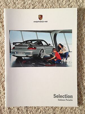 Porsche - Selection Leaflet 2002 (FRENCH TEXT)