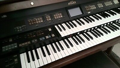 Roland Music Atelier AT80s Electronic Organ