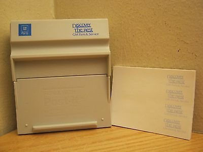Vintage General Motors Gm Parts & Service Post-It Note Tray Refill *free Ship*