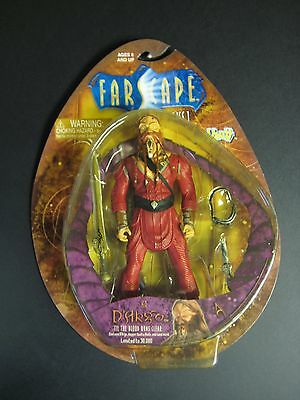 Farscape D'ARGO Til the Blood Runs Clear ACTION FIGURE TOY New Unopened