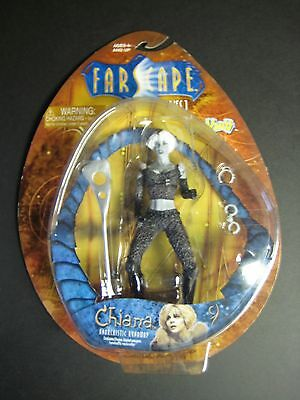 Farscape CHIANA Anarchistic Runaway ACTION FIGURE TOY New Unopened