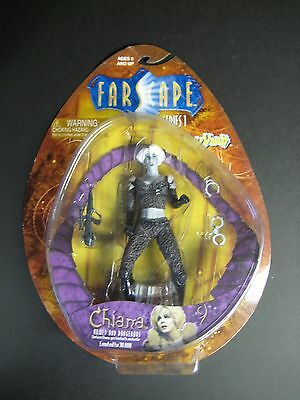 Farscape CHIANA Armed and Dangerous ACTION FIGURE TOY New Unopened