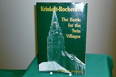 Krinkelt-Rocherath: The Battle for the Twin Villages - Battle of the Bulge WWII