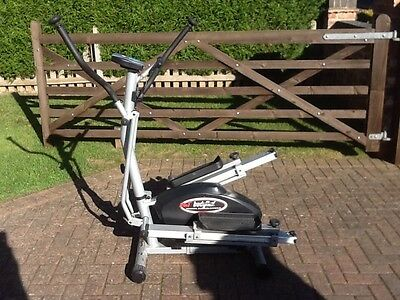 Bodyflux 2in1 Elliptical and Stepper Trainer