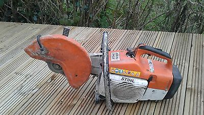Stihl Ts 400 Concrete  Floor  Saw