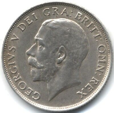 1911 George V Silver One Shilling***High Grade***Collectors***