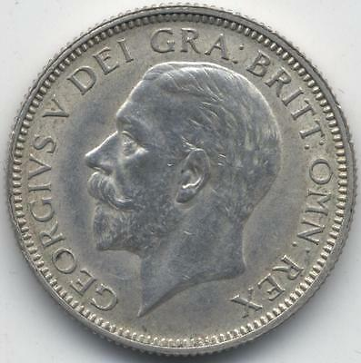 1926 ME George V Silver One Shilling***Collectors***(4)
