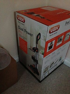 Vax  Dual Power Pro Upright Carpet Washer Cleaner  W85-PP-T
